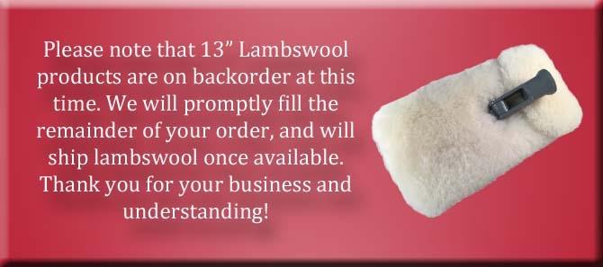 Lambswool Backorder