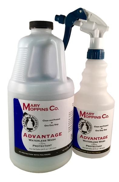 Advantage Half Gallon | Cleaners