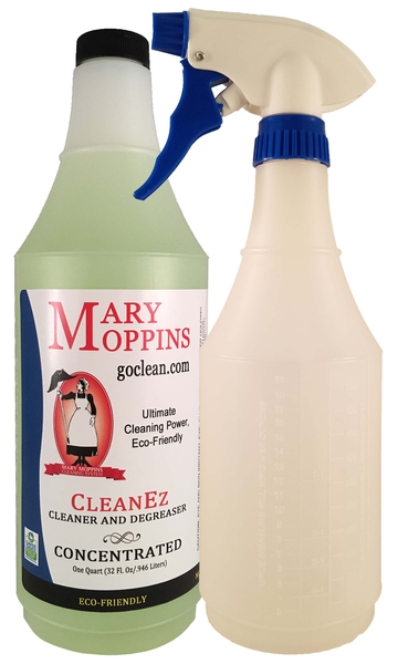 CleanEz Concentrated Cleaner | Mop Systems