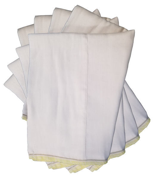 Baby Diaper Cloths (4 Pk) | Cleaners