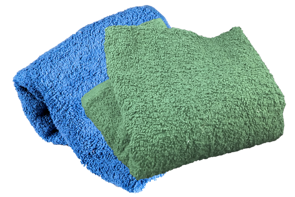 Cotton Terry Towel 2 pk | Home Cleaning