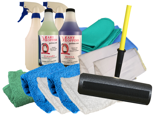 Precision Home Cleaning Kit Plus | Home Cleaning