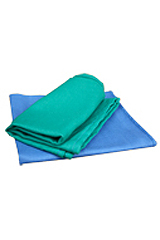 Lint Free Towel 2 pk | Boat Cleaning