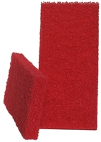 Image Red Scrubbie Pad