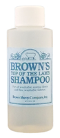 Image Brown's Top of the Lamb Shampoo 2oz